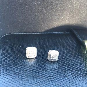 Kay Jewelers 1/4ct Stud earrings